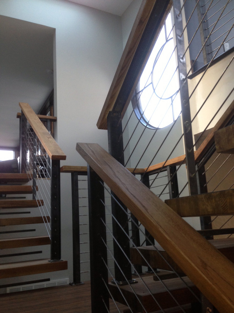 Custom Stairs and Railings 5