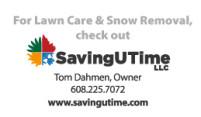SavingUTime, LLC Lawn Care & Snow Removal