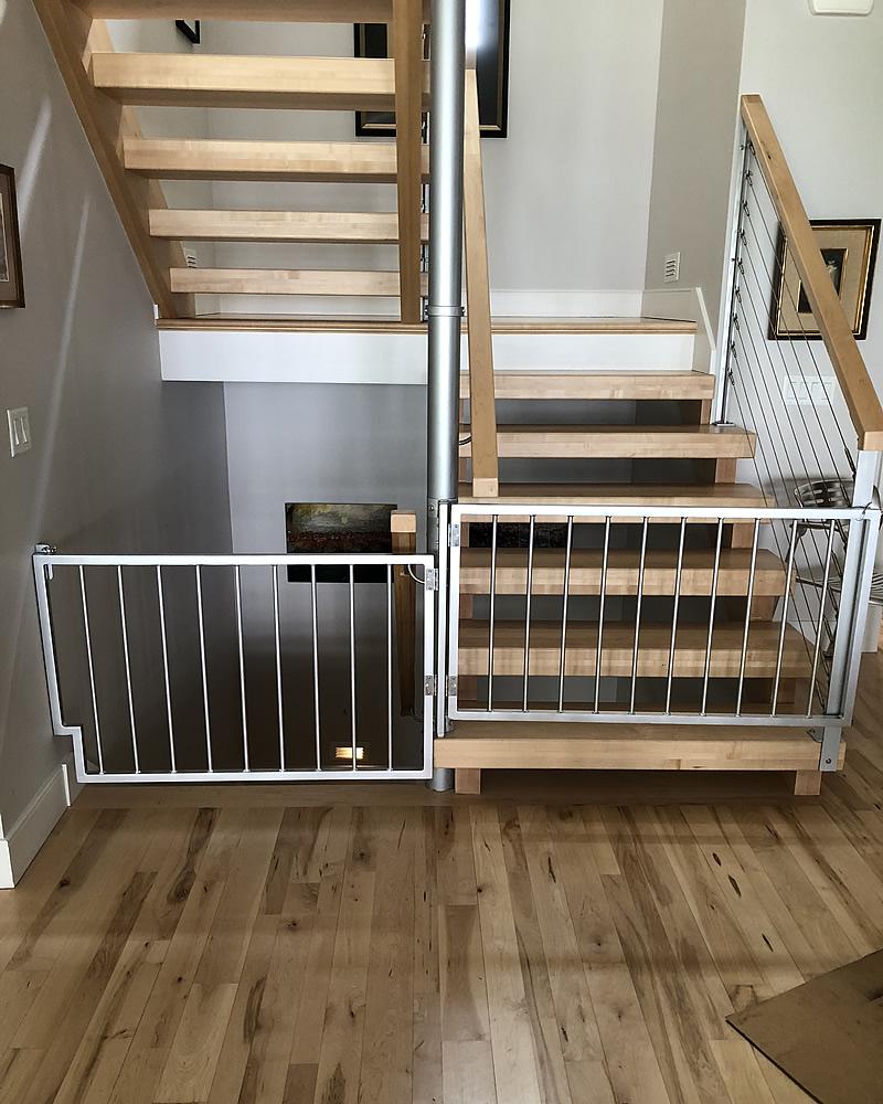 custom residential stairs