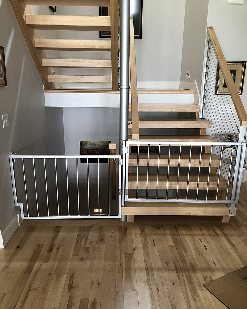 custom residential stairs